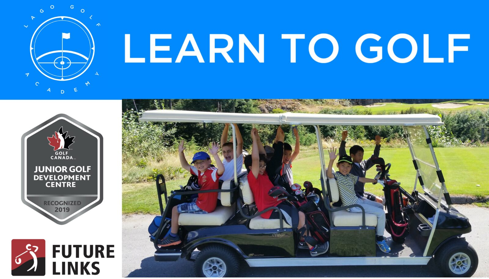 learn to golf