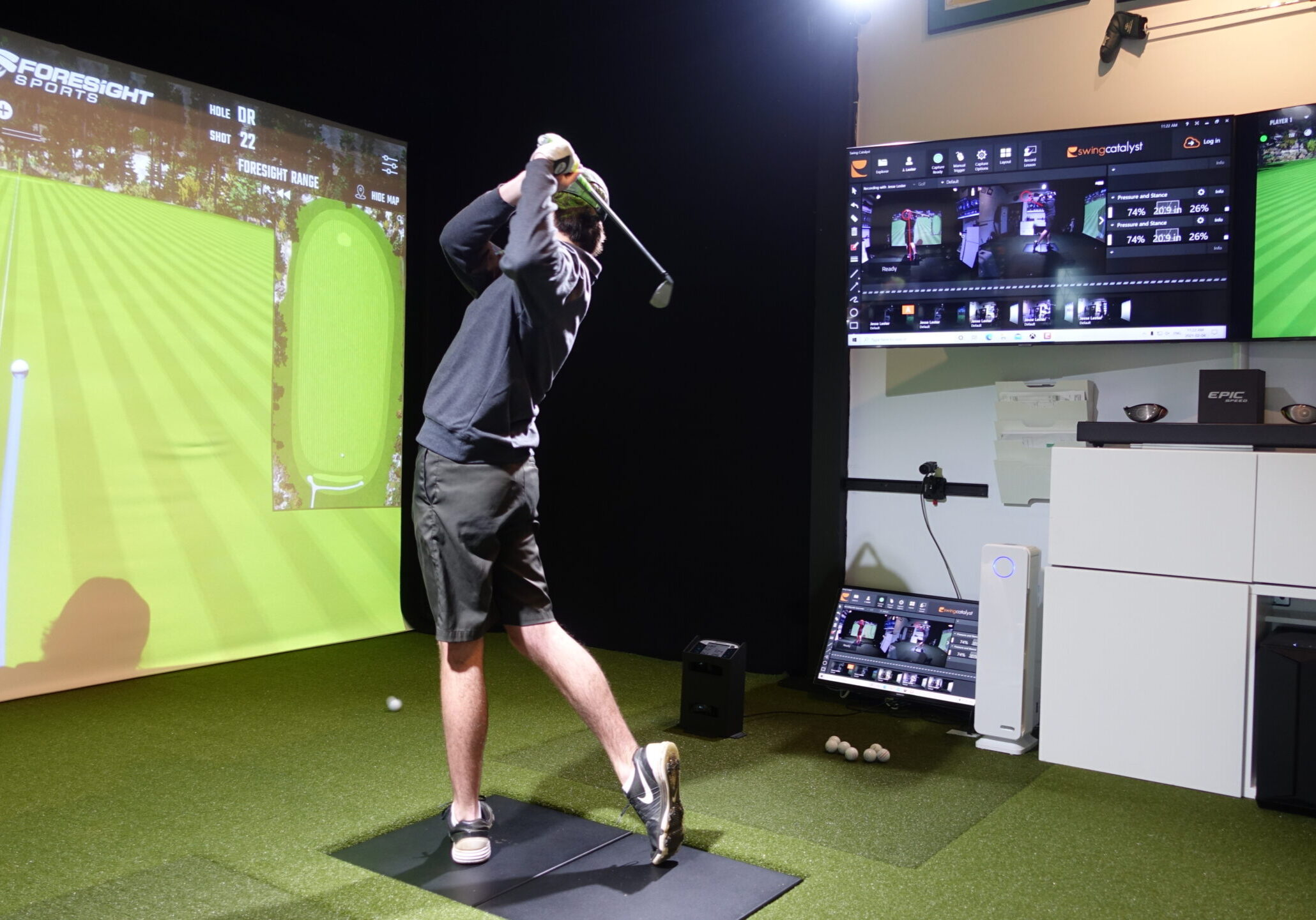 LAGO GOLF ACADEMY GOLF PERFORMANCE LAB