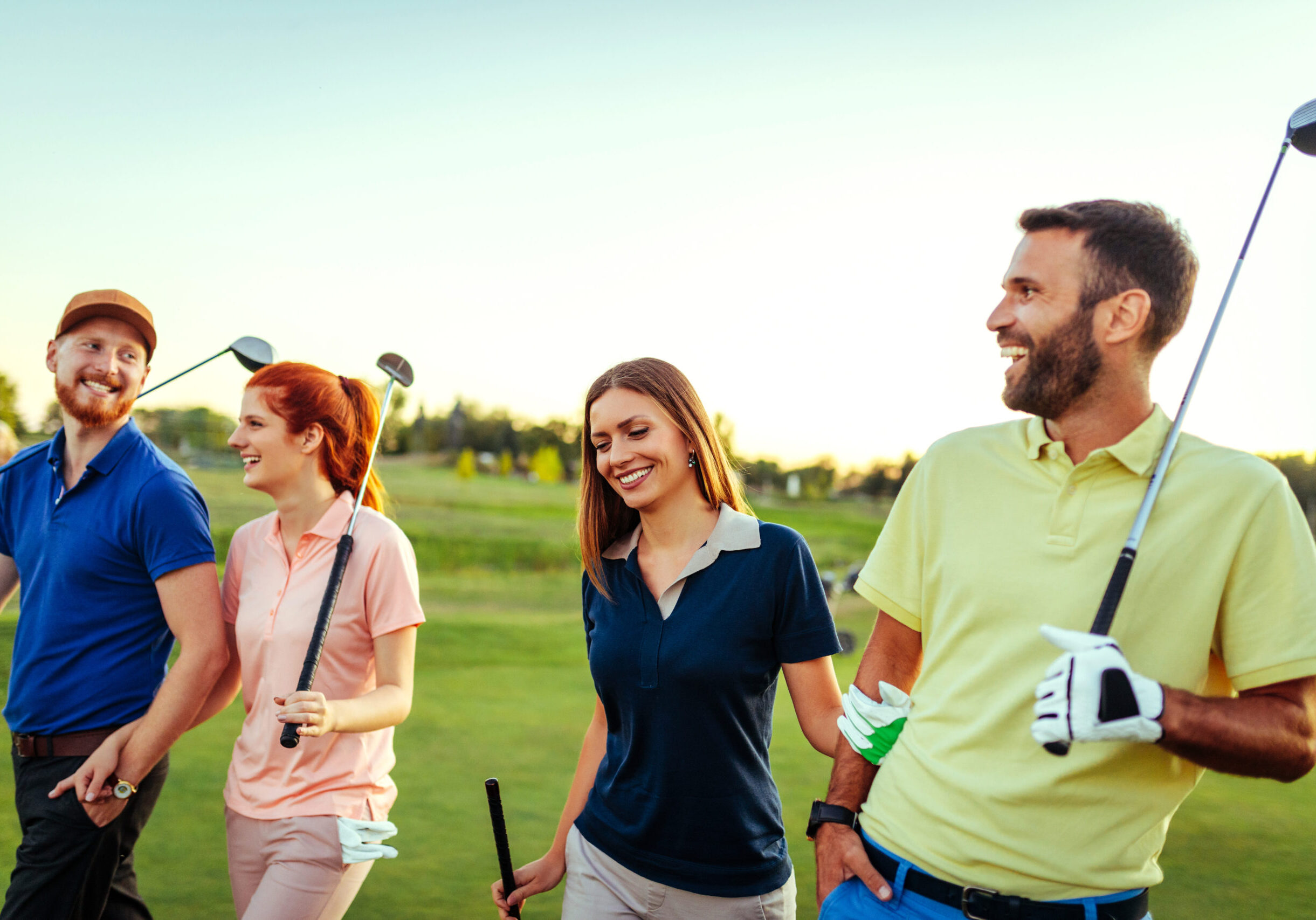 COUPLES GOLF LESSONS