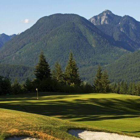 Westwood Plateau Golf and Country Club